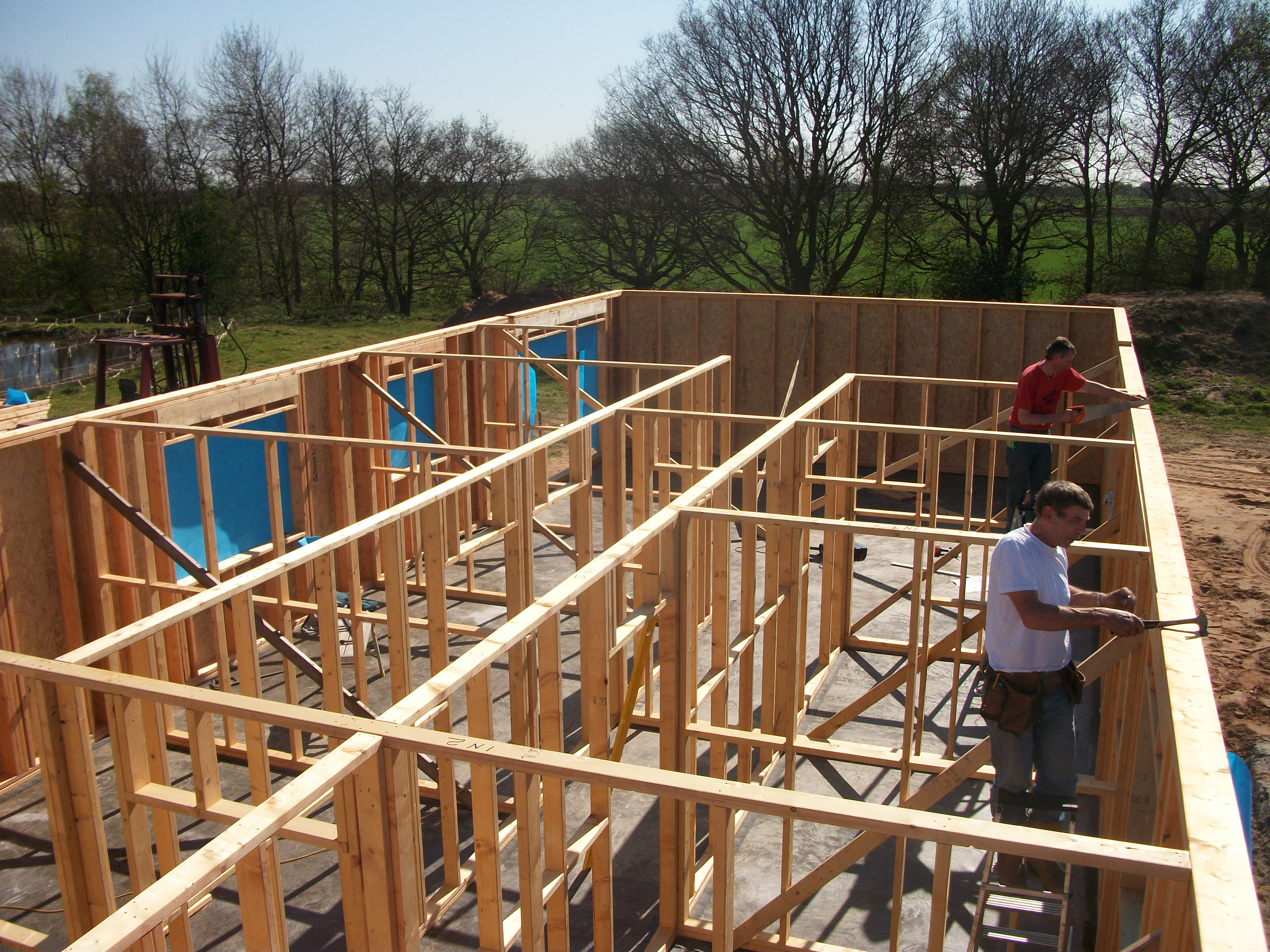 Introduction To Timber Frame
