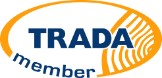 We are members of Trada.